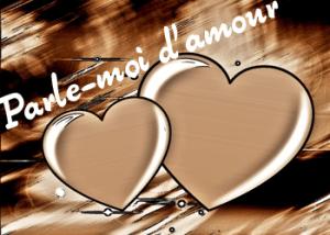 Logo de Parle-moi d'amour.