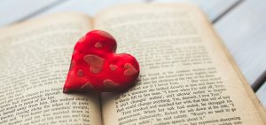 Les mots d'amour comme une offrande... sur Parle-moi d'amour