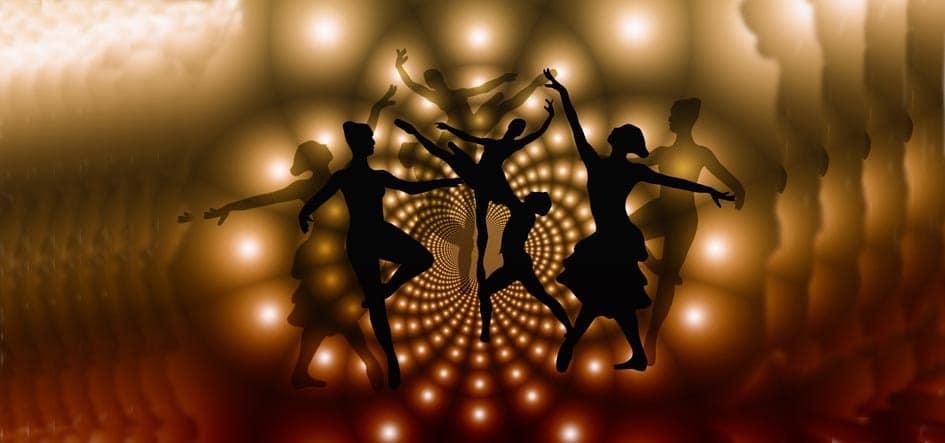 sortie en amoureux : danse