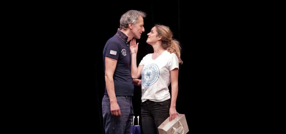 Psychothérapie de couple avec Guy Corneau au théâtre de la gaité mont parnasse