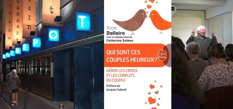 Qui sont ces couples heureux, conférence d'Yvon Dallaire du 12/10/2016
