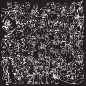 Love songs part two l'album de Romare