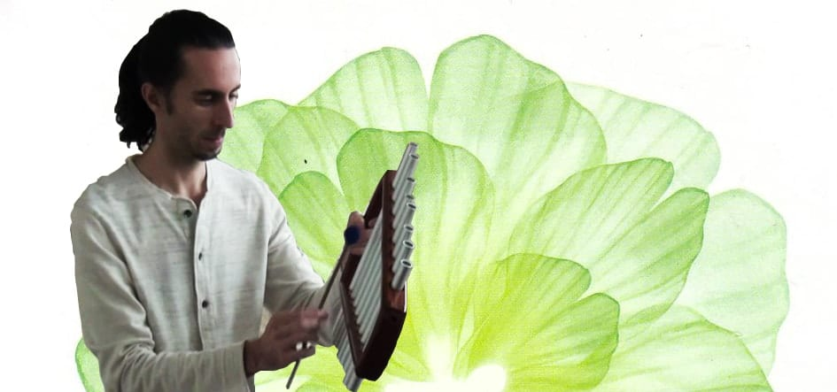Anthony Doux, praticien sonore, jeu