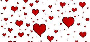 le coeur symbole de l'amour - une