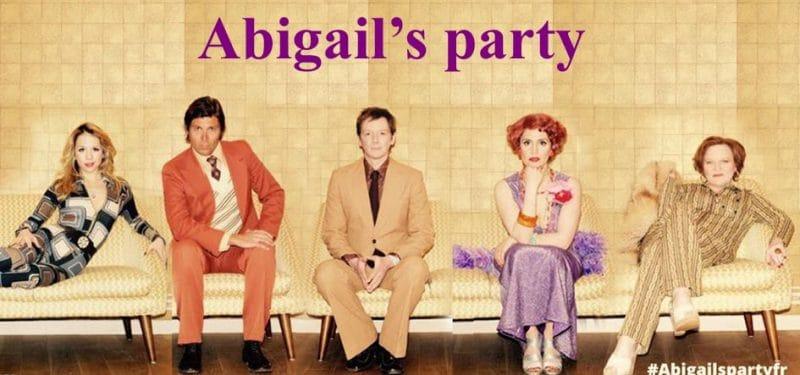 Abigail's Party, au théâtre de Poche Montparnasse