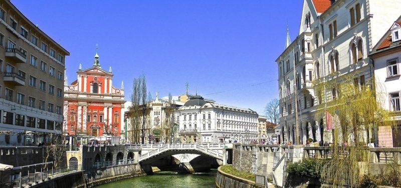 Week-end romantique dans les Balkans