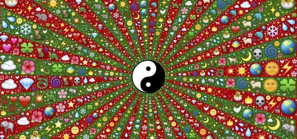 Un cadeau Yin et Yang pour Noël