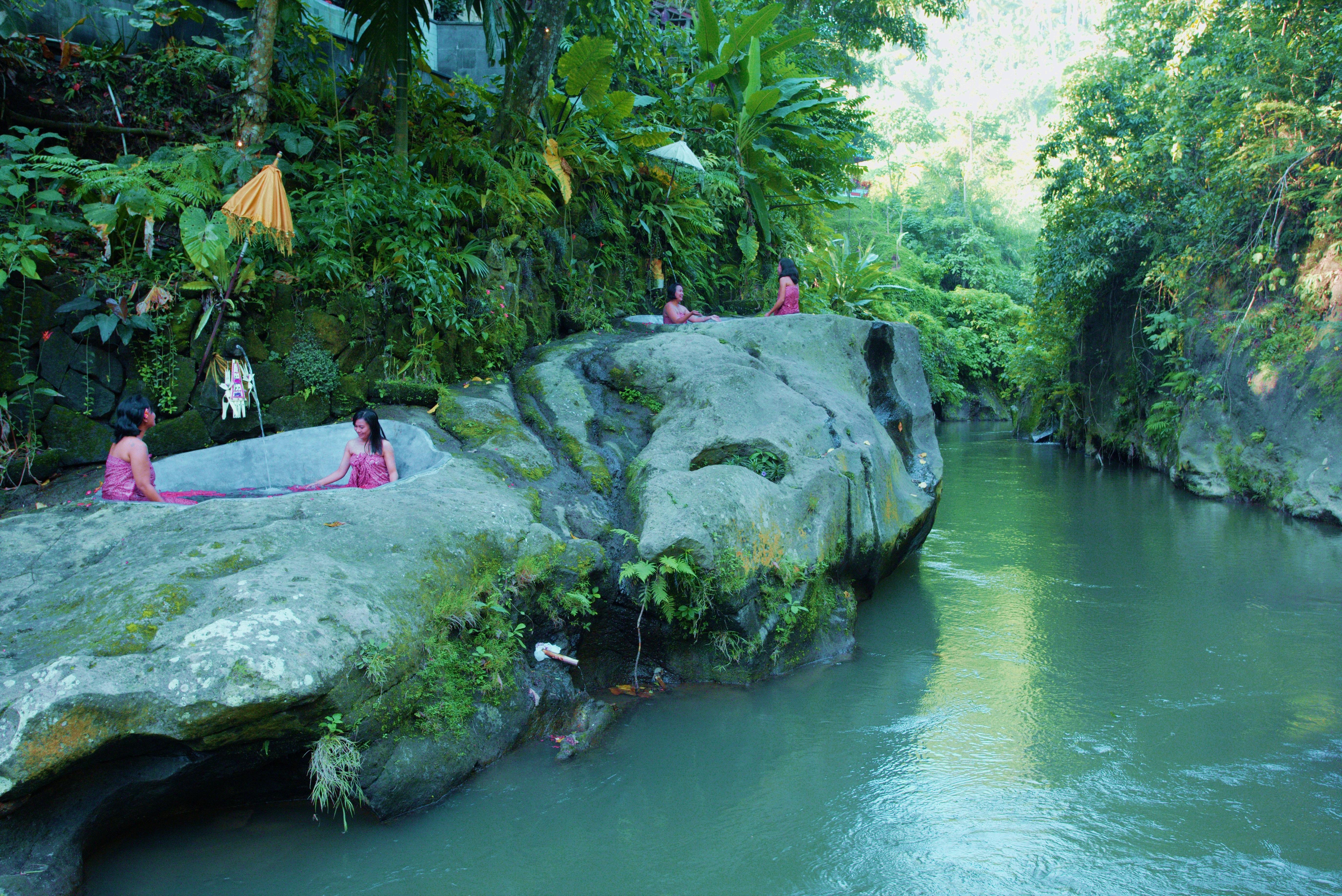 Shambali, paradis