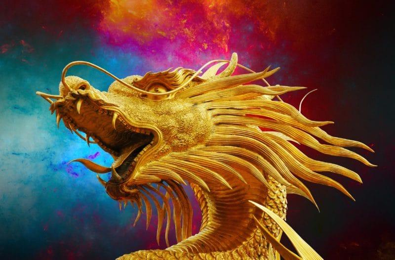 Chevaucher le dragon pour connaître l'Amour