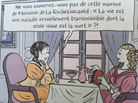 Madame de la Fayette et Madame de Sévigné, la princesse de Clèves