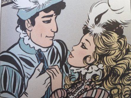 Coup de foudre de la Princesse de Clèves avec le duc de Nemours