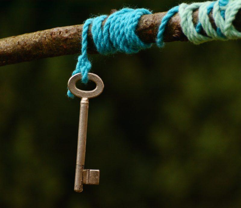 La clé, précieuse, qui fait durer l'amour