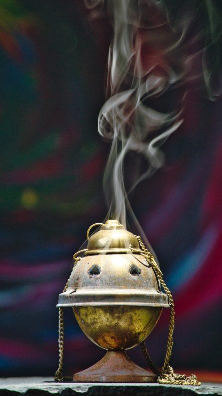 Decouvrir la kundalini, encens